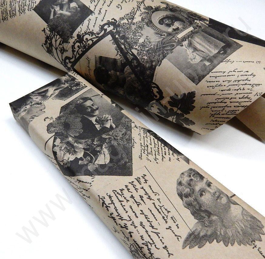 Как сделать бант из подарочной бумаги схема 135
