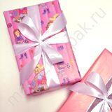 Розовая упаковка для подарков девочкам1 copy