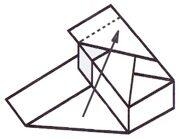 как необычно упаковать подарок схема шаг5