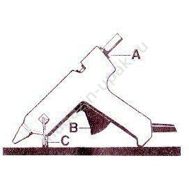как пользоваться термоклеевым пистолетом magazin-upak инструкция Ознакомьтесь перед началом работы